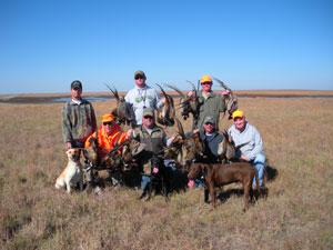 Kansas pheasant hunting lodges